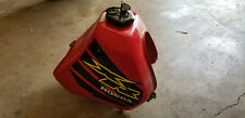 Clean Honda XR650L OE Gas Fuel Tank w/ Lid, Key, & Petcock 1994-2019 XR 650