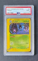 Pokemon PSA 9 Crobat Skyridge #6/144 English Mint