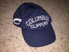 Columbus Clippers (Cleveland Indians Triple A Team) 47 Brand MiLB  Adjustable Hat 28bc506f819