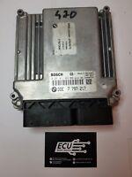 Motorsteuergerät ECU Bosch 0281011963 7797217 EDC16C1 IMMO OFF / Clone*