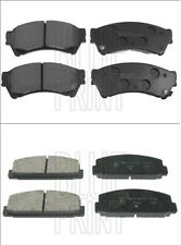 MAZDA 6 2.0 2.3 SPORT 2008 to 2013 FRONT REAR DISC BRAKE PADS