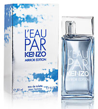 Kenzo L`eau Par Kenzo Mirror Edition For men Eau De Toilette Spray 50ml /1.7 oz