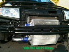 Aluminium Race Intercooler For Skoda Fabia VRS Seat Sport VW Polo 1.9TDI Diesel