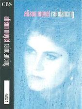 ALISON MOYET RAINDANCING CASSETTE 10 TRACK ALBUM 1987 SYNTHPOP