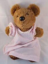 """Russ Mama Teddy Bear Plush 13"""" 1978"""