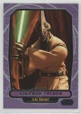 2013 Topps Star Wars Galactic Files Series 2 #420 Coleman Trebor Card 0b7