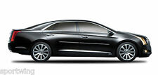 For: CADILLAC XTS; PAINTED Body Side Moldings With Chrome Insert 2013-2019