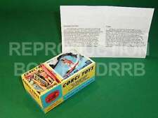 CORGI #485 Surf Mini Countryman-Reproduction Box par drrb