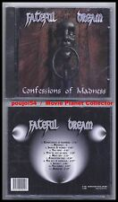 "FATEFUL DREAM ""Confessions Of Madness""(CD) 1995 NEUF"