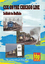 CSX On The Chicago Line DVD Railroad Highball Productions NEW!