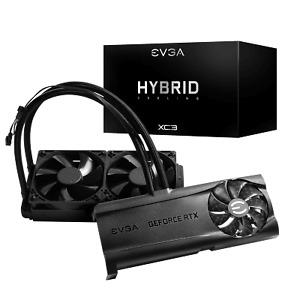 EVGA HYBRID Kit for EVGA GeForce RTX 3090/3080 XC3, 400-HY-1978-B1, ARGB