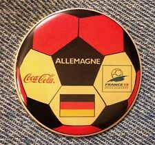 1998 World Cup~Football~Soccer Pin~Germany~Allemagne~Coca Cola~Coke~Sponsor