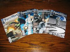 AP - DINOWARS The Jurassic War of the Worlds 1 - 4 Complete Set!!  2006  VF+