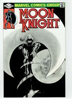 Moon Knight #15 1982 Disney TV Show Coming Bill Sienkiewicz Cover and Art HG