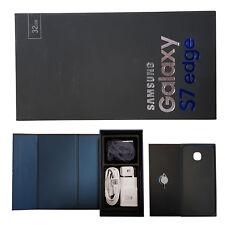 Caja y Accesorios - Samsung Galaxy S7 Edge 32gb Black Onix - No incluye Terminal