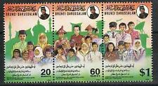 Brunei Stamp - Day against drug abuse Stamp - NH