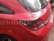 Vauxhall Astra H rear eyebrows eyelids inc VXR SXI ABS