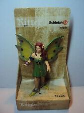 Grüne Elfe mit Blüte 70204 Ritter Schleich - Neu + OVP
