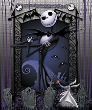 Nightmare Before Christmas Iron On Transfer For T-Shirt & Light Color Fabrics #1