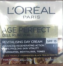 Loreal Age Perfect Cell Renewal Revitalising Day Cream SPF15 50ml