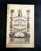 WINSLOW HOMER Breezing Up (A Fair Wind) Sailboat PRINT 1879 Harper's Magazine