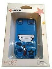 for ipod Touch 4 Blue Faces Case