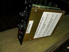Electrodyne 501 mic preamp