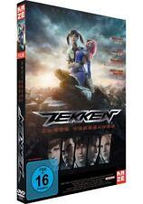 Tekken: Blood Vengeance [DVD] NEU