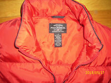 Women's Polo Ralph Lauren Zip-Up Down Vest *size L*
