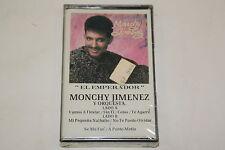 Monchy Jimenez Y Orquestra El emperador(Audio Cassette Sealed)