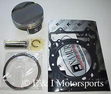 89.98mm 2003-2006 Kawasaki KFX 400 ATV Namura Topend Rebuild Kit