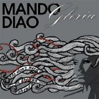 "MANDO DIAO ""GLORIA"" CD SINGLE 4 TRACKS NEU"