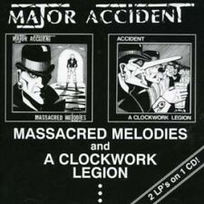 Major Accident - Masascred Melodies  A Clockwork Legion [CD]