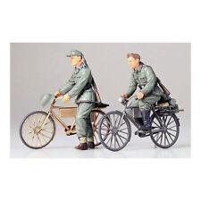 TAMIYA 35240 German Soldiers with Bicycles 1:35 Military Model Kit
