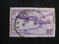 France: 1934 2fr25 Bleriots Plane  (Airmail) Used