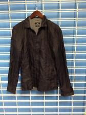 Men's Hugo Boss Jacket M Black/Grey Solid Polyester