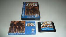 SEGA Mega Drive - Super Street Fighter 2