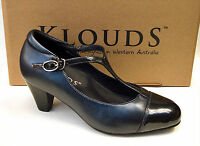 Klouds shoes - Orthotic friendly comfort leather heels Ultimate