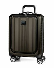 march Fly Cabin Business Trolley Trolley Bronze Brushed Braun