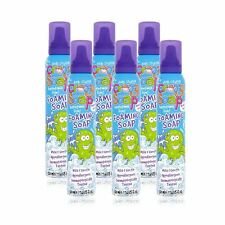 Kids Stuff Crazy Soap Blue Foaming Soap 225ml - 6 Pack