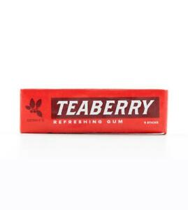 Gerrits Teaberry Gum - Nostalgic Chewing Gum 20pk - SHIPS FREE