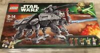 LEGO Star Wars 75019 AT-TE BRAND NEW IN FACTORY SEALED BOX