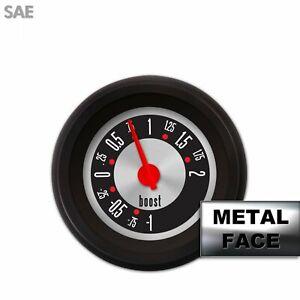 Turbo Ga. - SAE Amer Retro Rod III, Rd Mod Nedl, Black Trm Rings Style Kit DIY