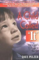 Complete Set Series - Lot of 4 Man Named Dave books Pelzer Abuse Child Called It