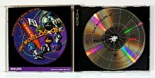 Philips CD-i THE WORLDS OF... SULTANS OF PING/UGLY/C/CNN/HWXI PAL Ovp