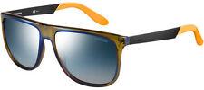 Ovale Carrera verspiegelte Herren-Sonnenbrillen im Stil