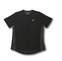 *NEW!* Asics Semi-Fitted Active Tee Reflectivity VARIETY Size & Color!