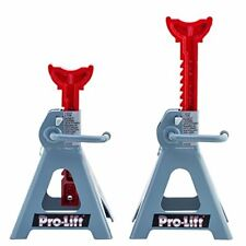 Pro-LifT T-6903D Double Pin Jack Stands 3 Ton, 1 Pack
