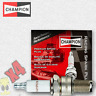 Champion (830) RL86C Racing Series Spark Plug - Set of 4