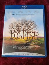 Big Fish (Blu-ray, 2003) - Tim Burton